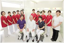 チーム医療で多角的なアプローチができる治療