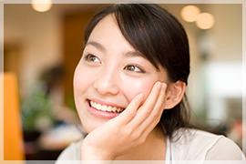 口元の美しさは、心と体の健康につながります